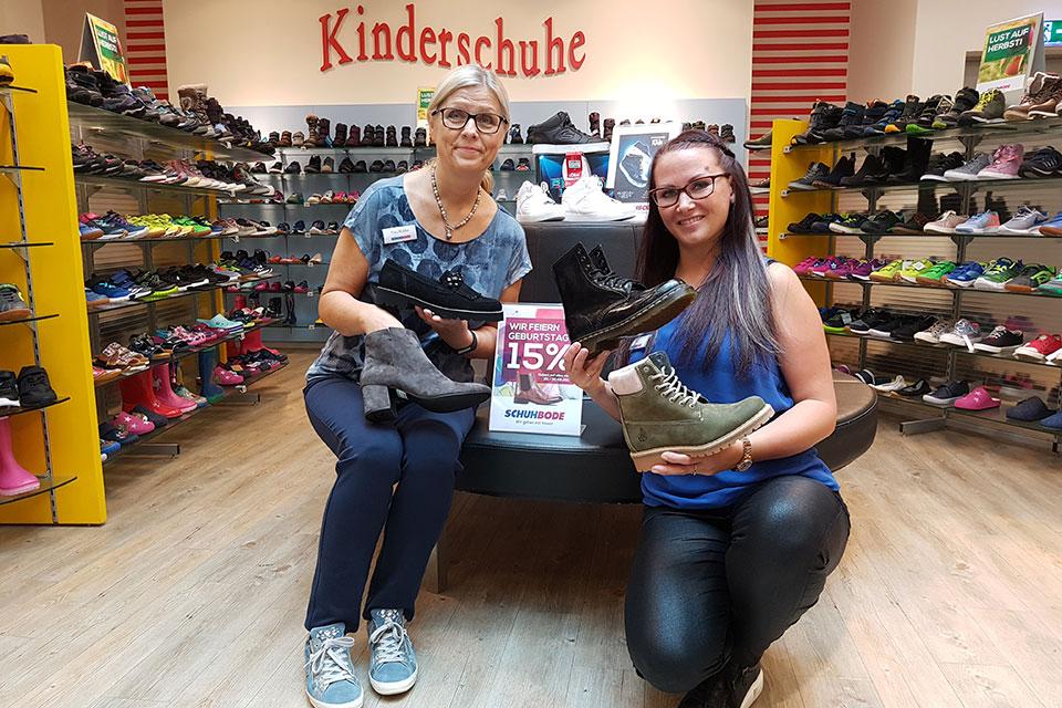 15 Jahre Schuh Bode in Stralsund Stadtmarketing Stralsund